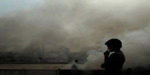 Hava kirliliği insanları mutsuz ediyor!