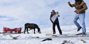 """""""Eskimo usulü"""" balıkçılık"""