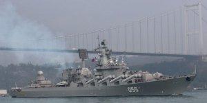 Rus Mareşal Ustinov Akdeniz'e ilerliyor