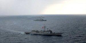 Türk Deniz Grubu'ndan geçiş eğitimi
