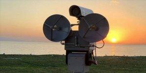 Deniz Kuvvetleri Komutanlığı yeni radarına kavuştu