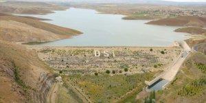 DSİ'nin yatırımları verimli toprakları suyla buluşturuyor