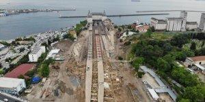 İstanbul'da tarihi dev liman şehri