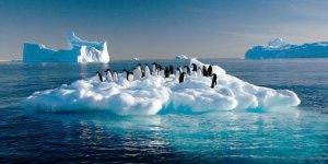 Buzullar insanlık tarihi boyunca hiç olmadığı kadar ısındı