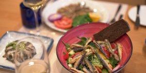 Şişli'de Hamsi ve Karadeniz lezzetleri