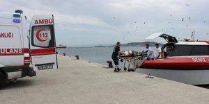 Deniz ambulansları 3 yılda 9 bin 800 hasta taşıdı
