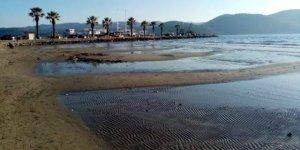 Muğla'da denizin çekilmesi deprem kaynaklı mı?