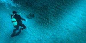 İzmir'de 1'inci Dünya Savaşı'ndan kalma mayın buldular