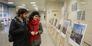 TürkAkım'ın hikayesi metroda sergileniyor