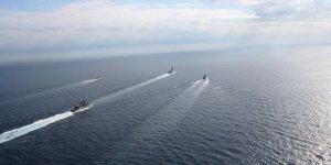 NATO Deniz Daimi Görev Grubu Akdeniz'de