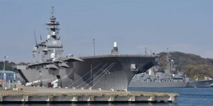 Japonya'da savaş gemisi gönderiyor