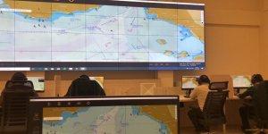 Deniz Trafik Operatörü eğitimleri devam ediyor