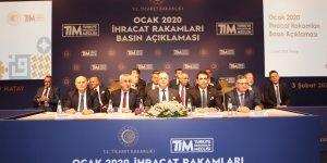 Türkiye yeni yılda ihracata hızlı giriş yaptı