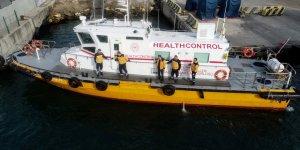 Türk limanları koronavirüs için alarma geçti!