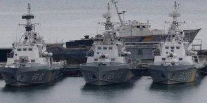 Ukrayna savaş gemisinin balistik incelemesi yapıldı