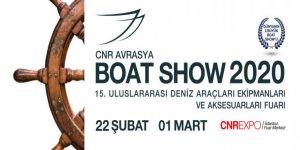 En büyükler Boat Show'a hazır!