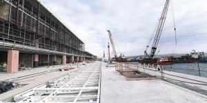 Galataport'a ilk cruise gemisi 5 Nisan 2020'de geliyor