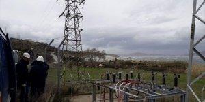 Ada 2 ay sonra elektriğe kavuştu