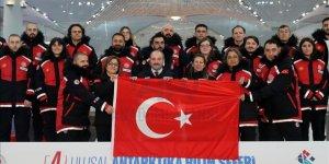 4. Ulusal Antarktika Bilim Seferi başladı