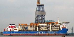 Türkiye'nin yeni sondaj gemisi