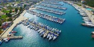 İzmir'in parlayan yıldızı: Teos Marina