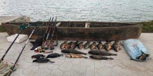 İnsanlık dışı balık avı yapanlara yüklü ceza