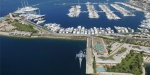 Hangi marina 'Dünyanın En İyi Süper Yat Marinası' olmaya aday?