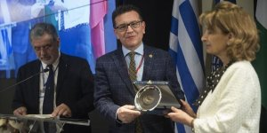 Türkiye'ye büyük ödül