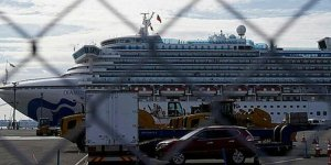 Karantina gemisinden inmeyi reddettiler