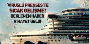 Coronavirüs Karantinasındaki Diamond Princess Mürettebatlarına İyi Haber