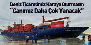 Coronavirüs Deniz Ticaretini de Vurdu