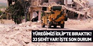İdlip'ten Gelen Acı Haberle Kahrolduk