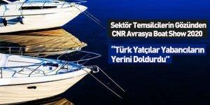 Sektör temsilcilerin gözünden CNR Avrasya Boat Show 2020