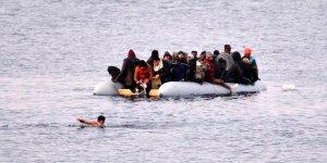 Sahil Güvenlik Komutanlığı'ndan Mülteci Açıklaması
