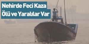 Nehirde Feci Kaza
