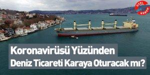 Koronavirüsün Deniz Ticaretine Etkileri