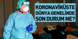 Dünya Genelinde Koronavirüs Son Durum Ne?