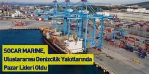 SOCAR MARINE, Uluslararası Denizcilik Yakıtlarında Pazar Lideri Oldu