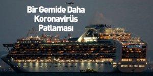 Bir Cruise Gemisin de Daha Koronavirüs Patlaması