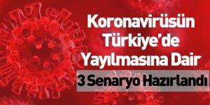 Türkiye'nin Koronavirüs Senaryosu