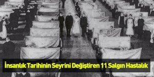 İnsanlık Tarihinin Seyrini Değiştiren 11 Salgın Hastalık