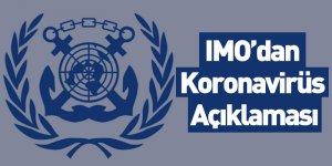 IMO'dan Koronavirüs Açıklaması