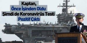 Kaptan,Önce İşinden Oldu Şimdi de Koronavirüs Testi Pozitif Çıktı