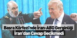 Basra Körfezi'nde İran-ABD Gerginliği