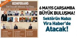 6 Mayıs Çarşamba Günü Büyük Buluşma! Denizcilik Sektörünün Nabzı Vira Haber'de Atacak