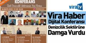 Vira Haber Dijital Konferansı Denizcilik Sektörüne Damga Vurdu