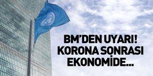 BM'den Ekonomi Raporu! Koronavirüs Sonrası Daralma Yaşanacak