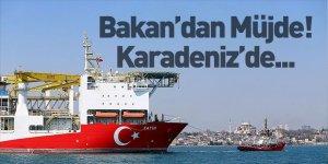 Enerji ve Tabii Kaynaklar Bakanı Müjdeyi Verdi! Karadeniz'de Sondaj Faaliyetleri Başlıyor
