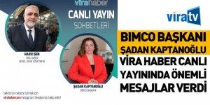 Hakkı Şen ile Vira Sohbetleri'nin Konuğu BIMCO Başkanı Şadan Kaptanoğlu Oldu