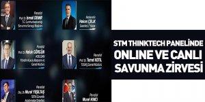 Stm Thinktech Panelinde Online Ve Canlı Savunma Zirvesi